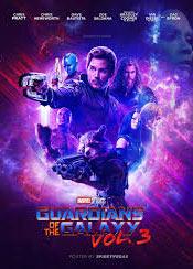 Стражи галактики 3 - фильмы 2023 года