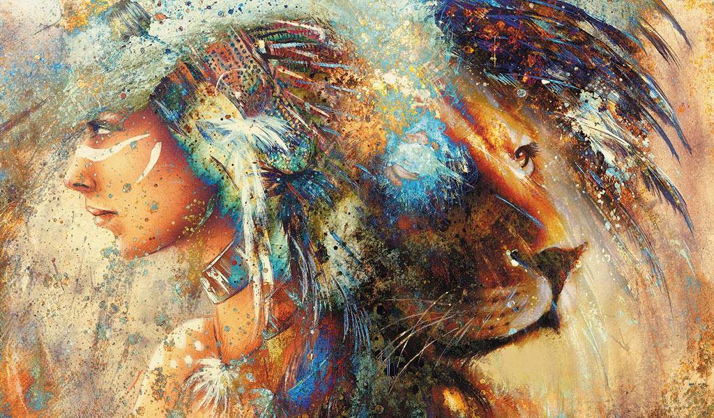 Гороскоп на 2023 год для женщины Льва