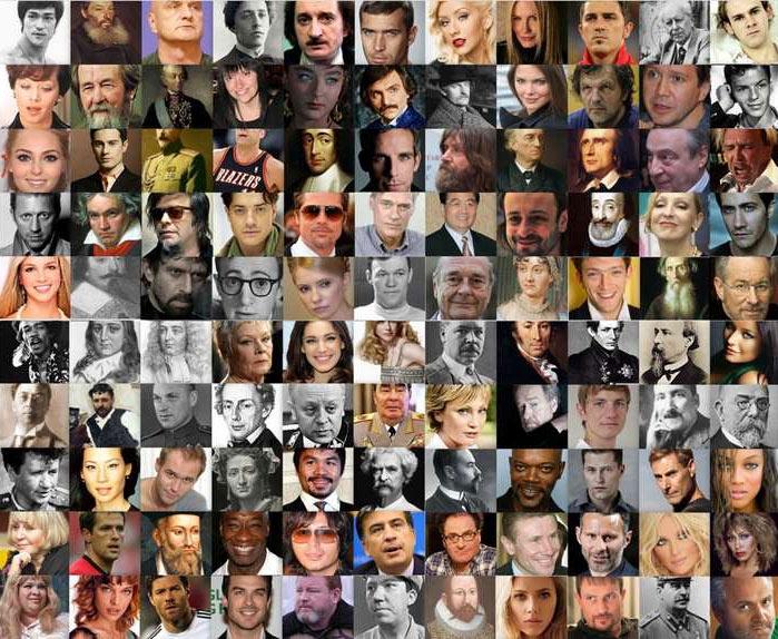 Знаменитости, родившиеся под знаком Стрельца