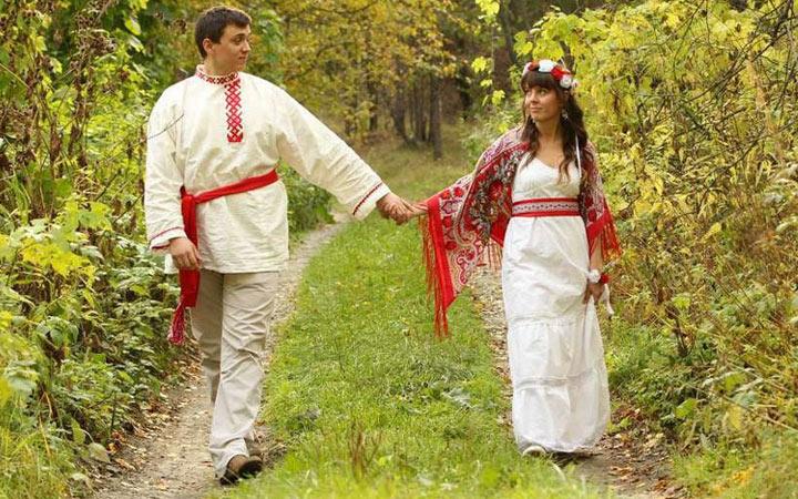 Свадьба на Красную горку - русские народные традиции