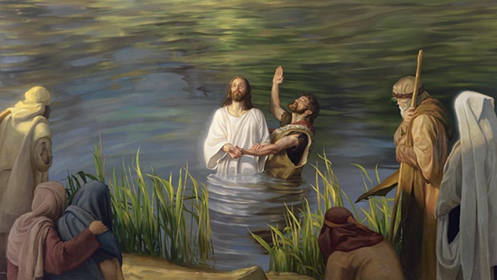 Крещение в 2023 году - история, традиции, запреты