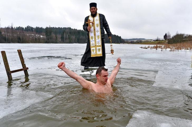 Крещение Господне - традиции