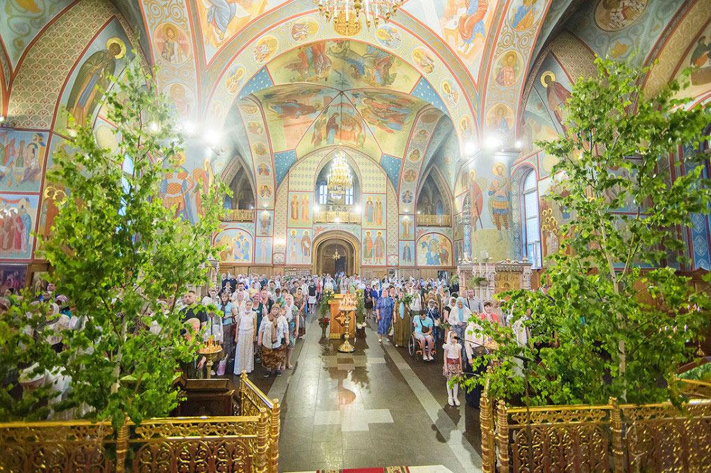 Православная Троица в 2023 году