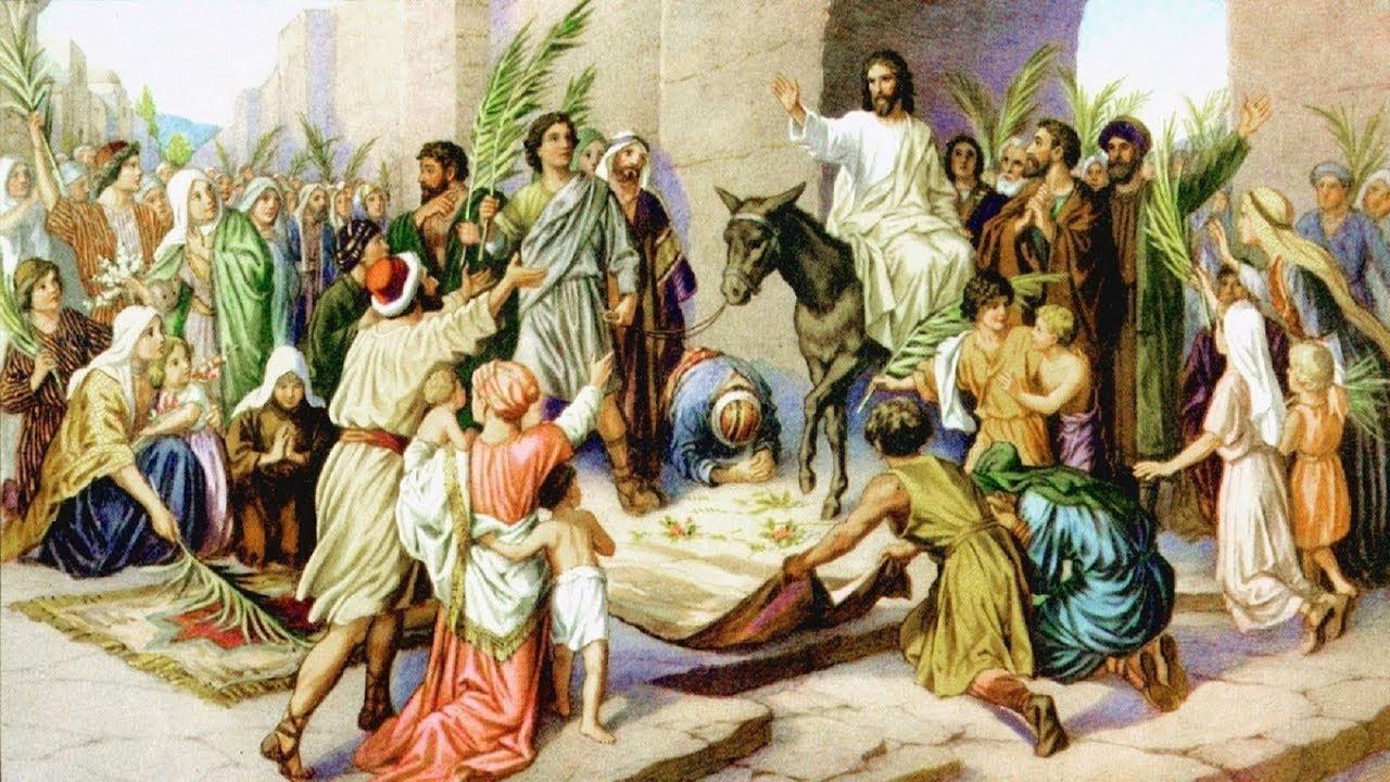Вербное воскресенье - история праздника, дата 2023 года, традиции