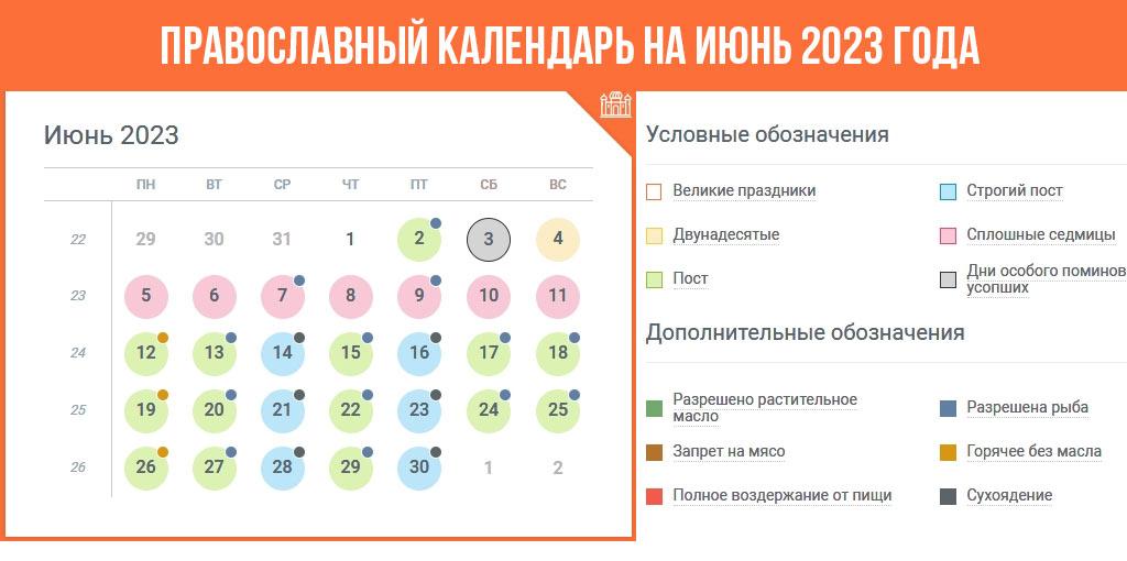 Духов день в 2023 году - дата в православном календаре