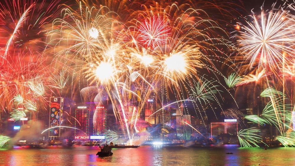 Новый Год 2023 в разных странах мира (Китайский, Тайский, Еврейский, индийский, Мусульманский)