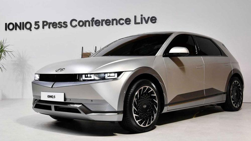 Hyundai Ioniq 5 2022-2023