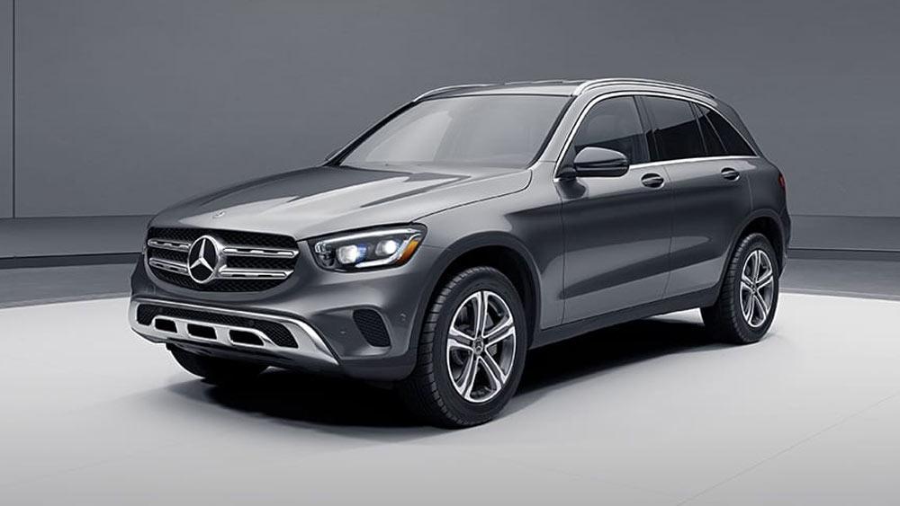 Mercedes-Benz GLC 2022-2023