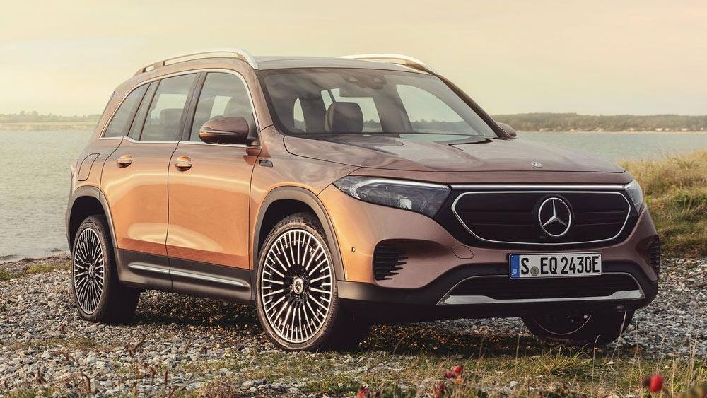 Mercedes-Benz EQB 2022-2023