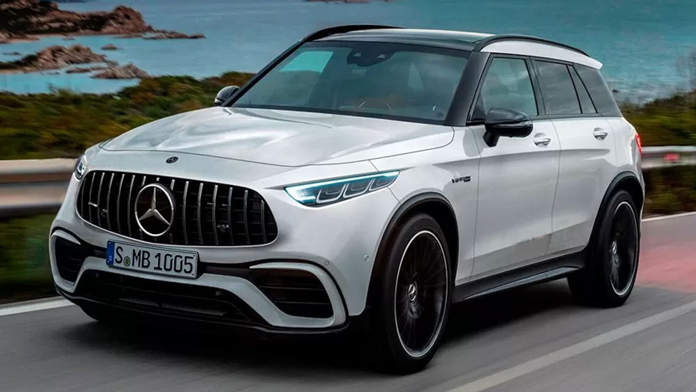 Кроссовер от Mercedes-AMG 2022-2023