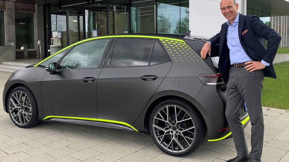 Volkswagen ID.3. 2022-2023