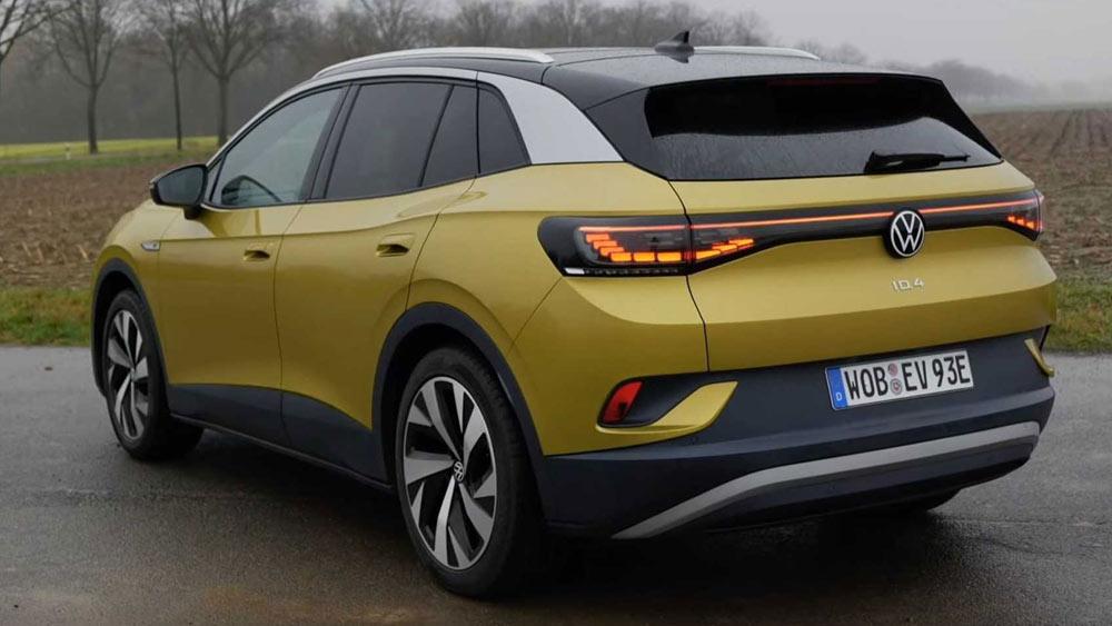 Volkswagen ID.4. и другие автоновинки 2022-2023 года