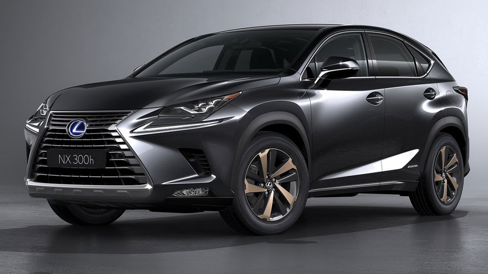 Lexus NX 2023