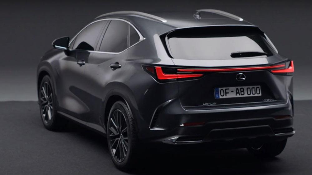 Lexus NX и другие автоновинки 2022-2023 года