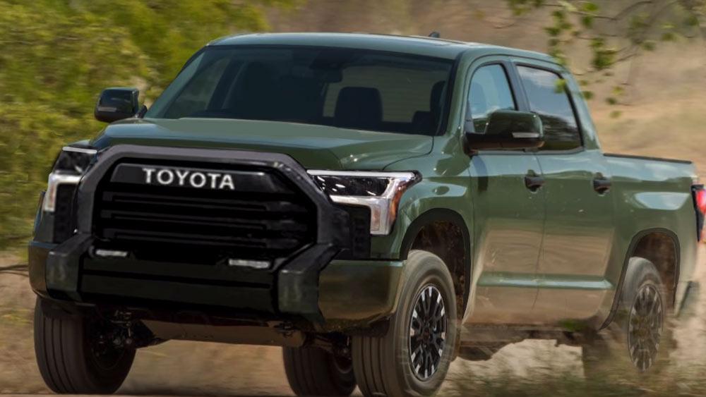 Toyota Tundra 2022-2023