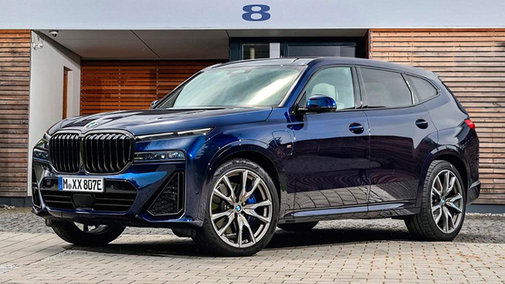 BMW X8 2022-2023