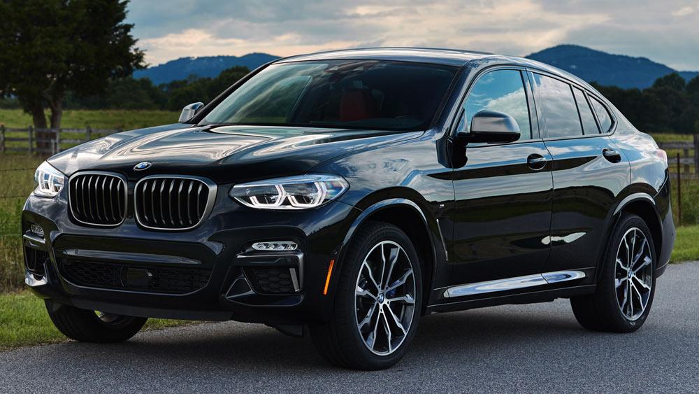 BMW X4 2022-2023