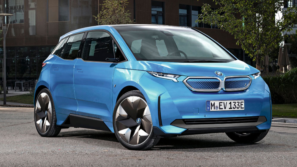 BMW i1 2023