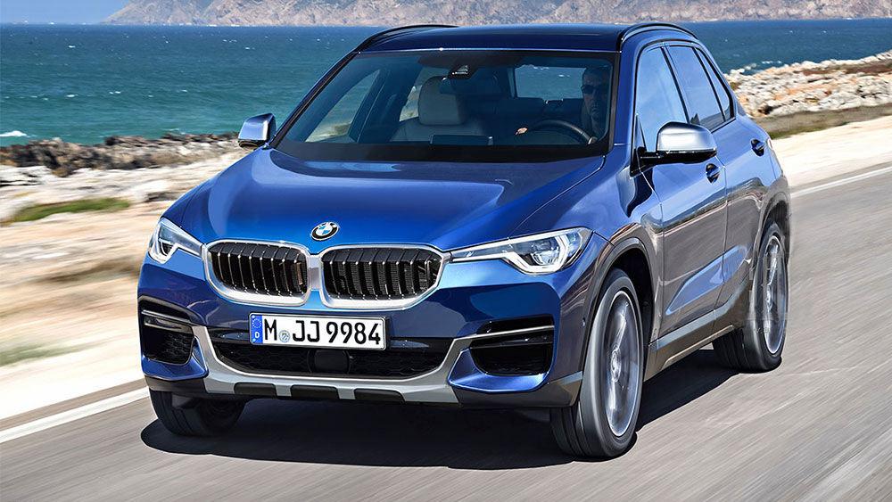 BMW Urban Cross 2022-2023