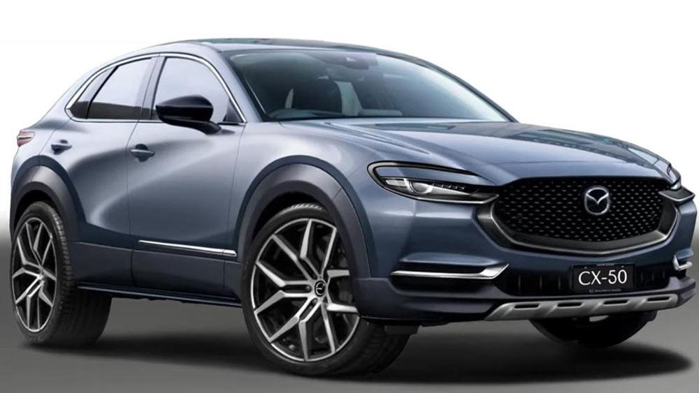 Mazda CX-50 2022-2023