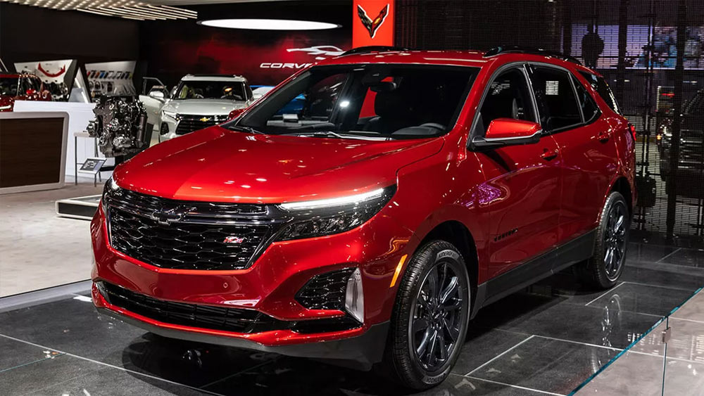 Chevy Equinox RS 2022-2023
