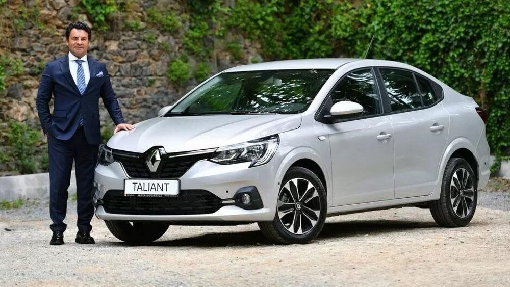 Renault Taliant (Logan) 2022-2023