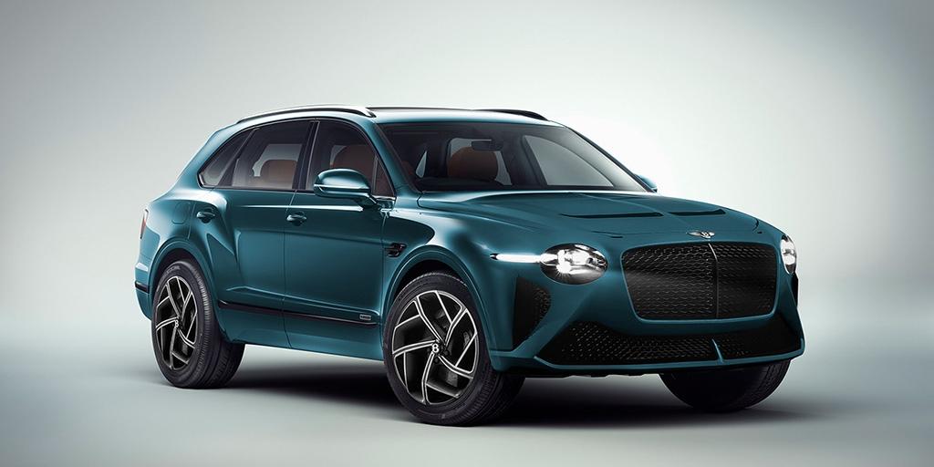 Bentley Bentayga-2022