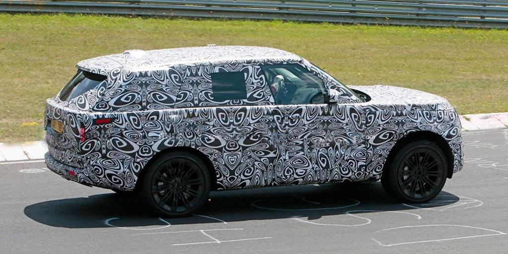 Внедорожник Range Rover-2022