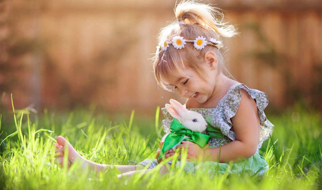 Какими будут девочки, рожденные в 2023 году Кролика
