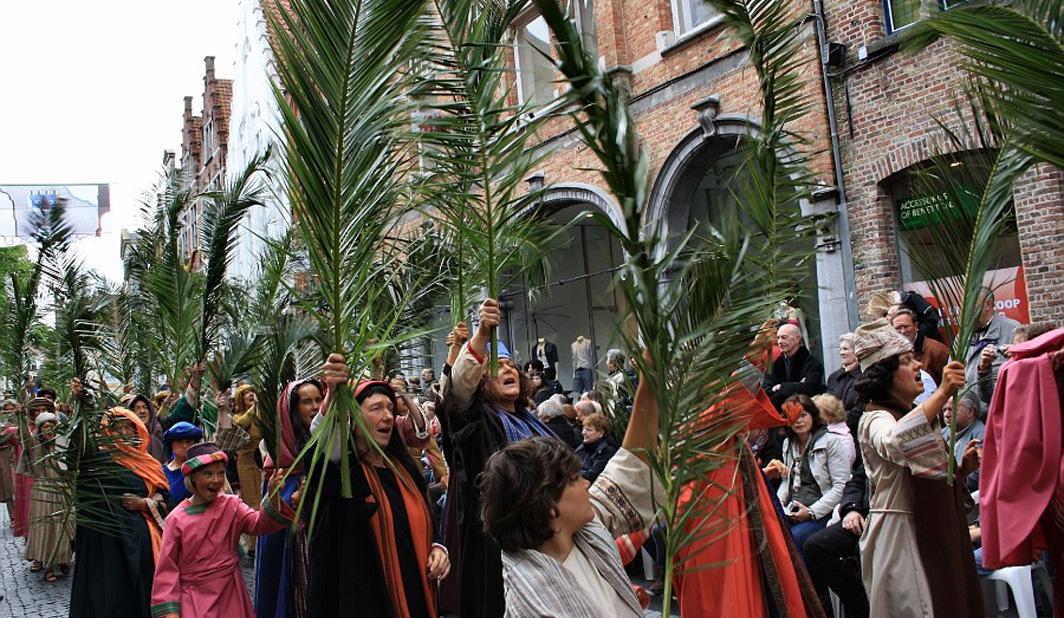 Лазарева суббота в 2023 году - традиции и история праздника