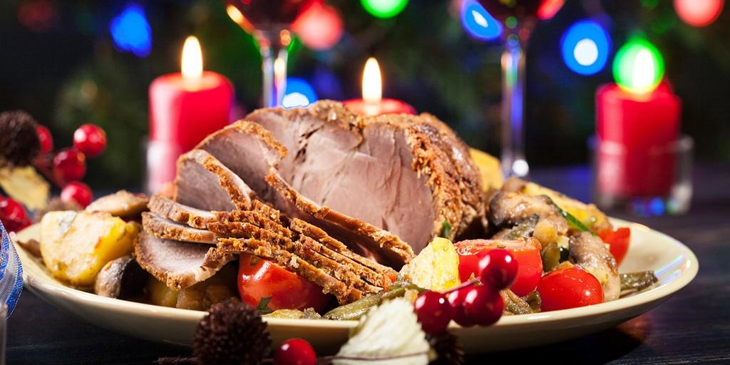 Мясо к новогоднему столу