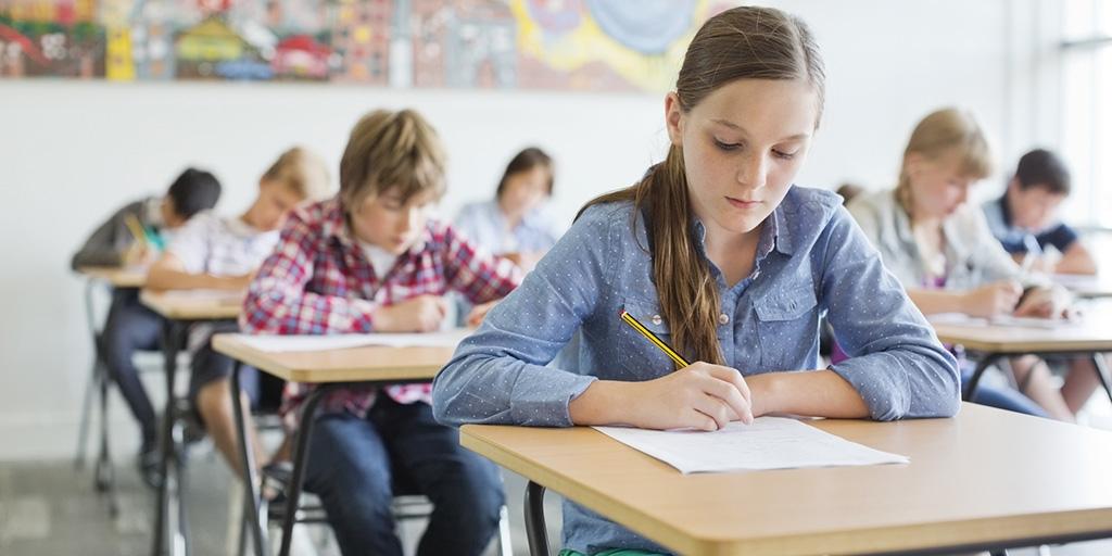 Учёба в школе