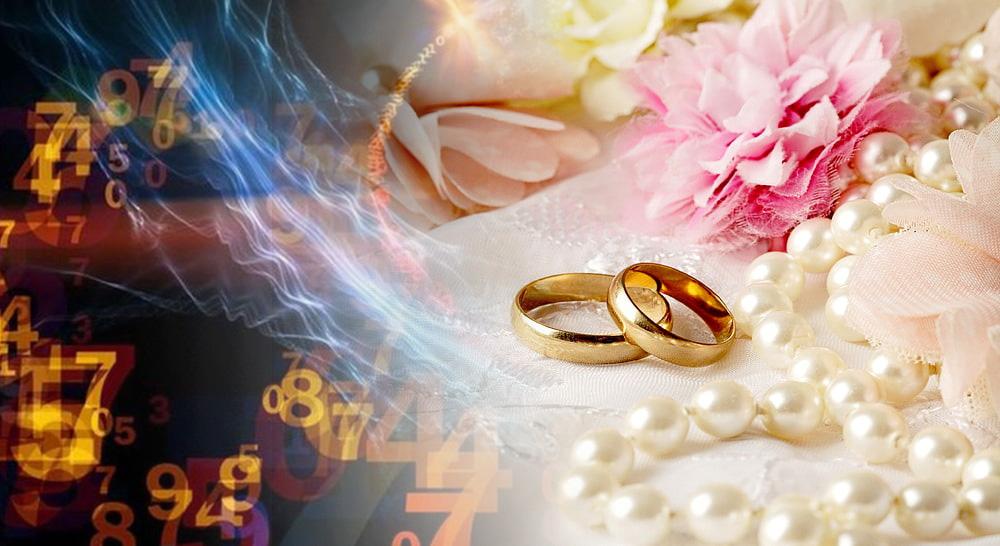 Как выбрать день свадьбы в 2023 году - магия чисел