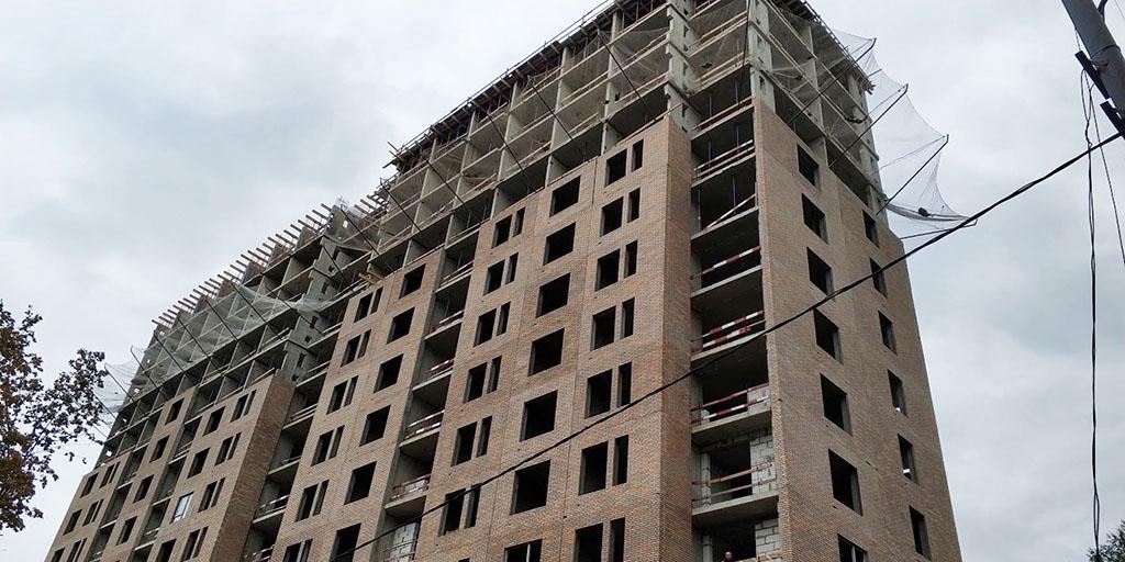 Обновление жилищного фонда в столице
