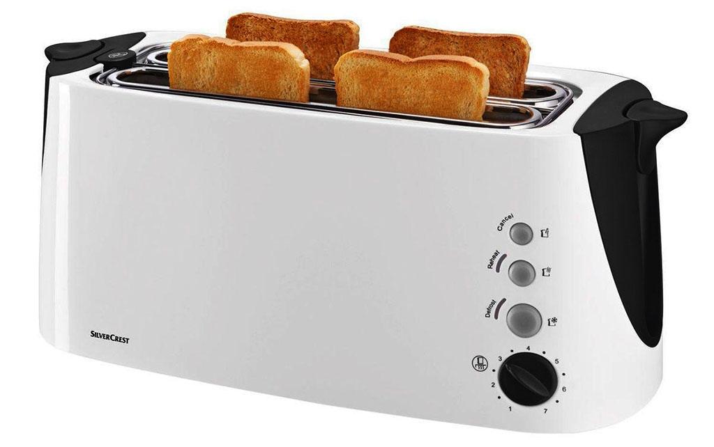 Поджаренные тосты