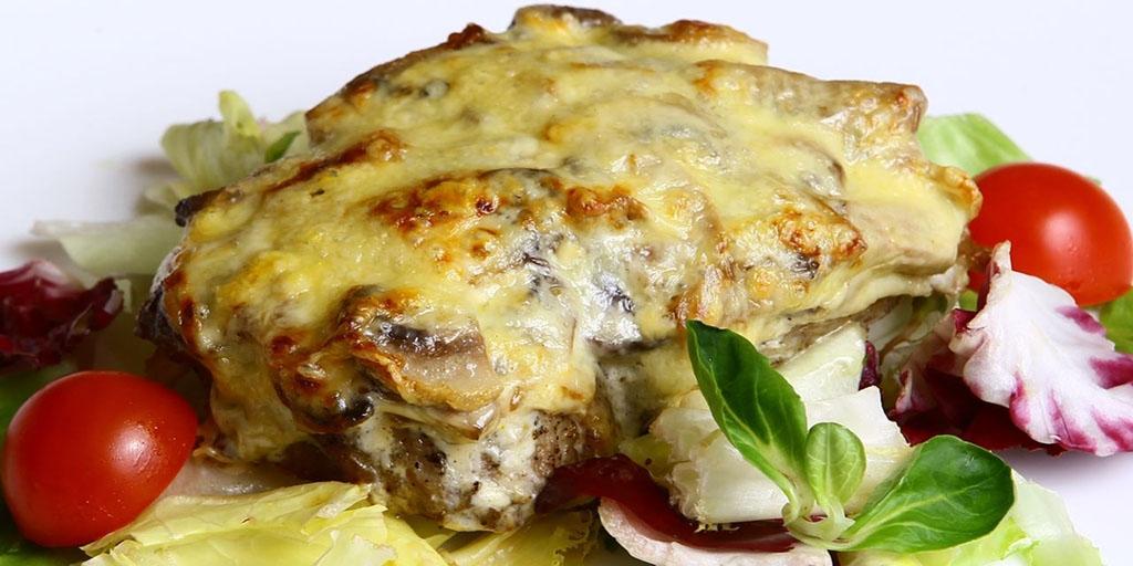 Мясо с картошкой по-французски