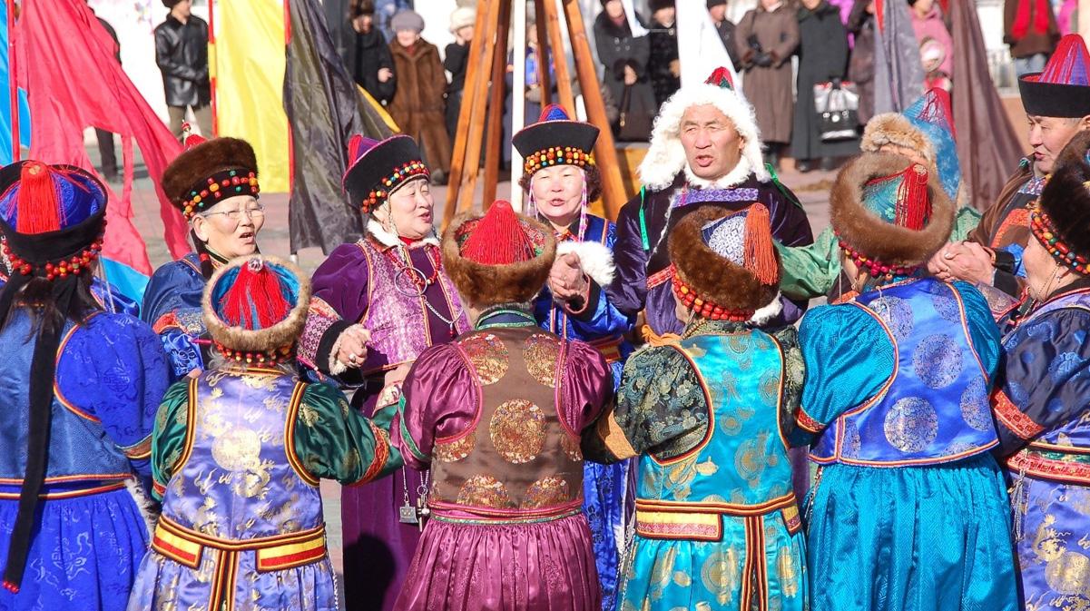 Сагаалган в 2023 году - история праздника и его традиции