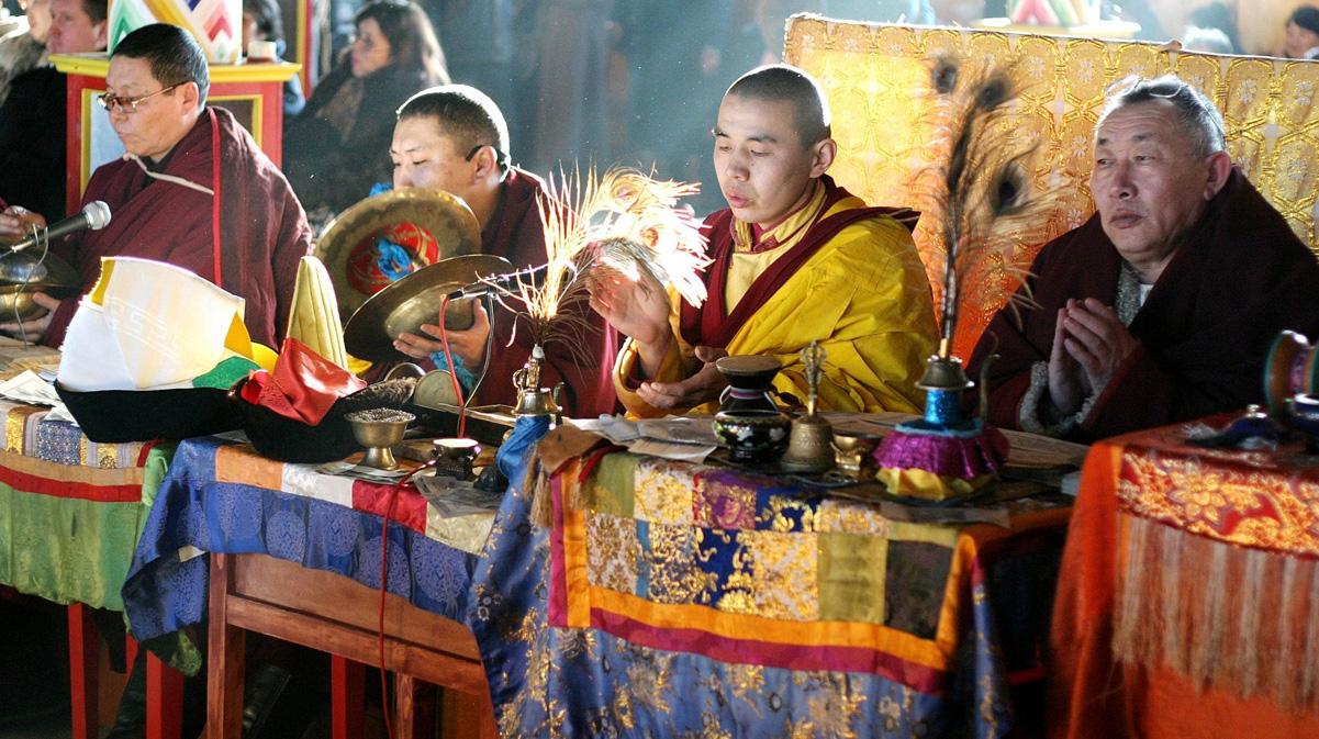Как отмечают Сагаалган в 2023 году - традиции буддийского нового года