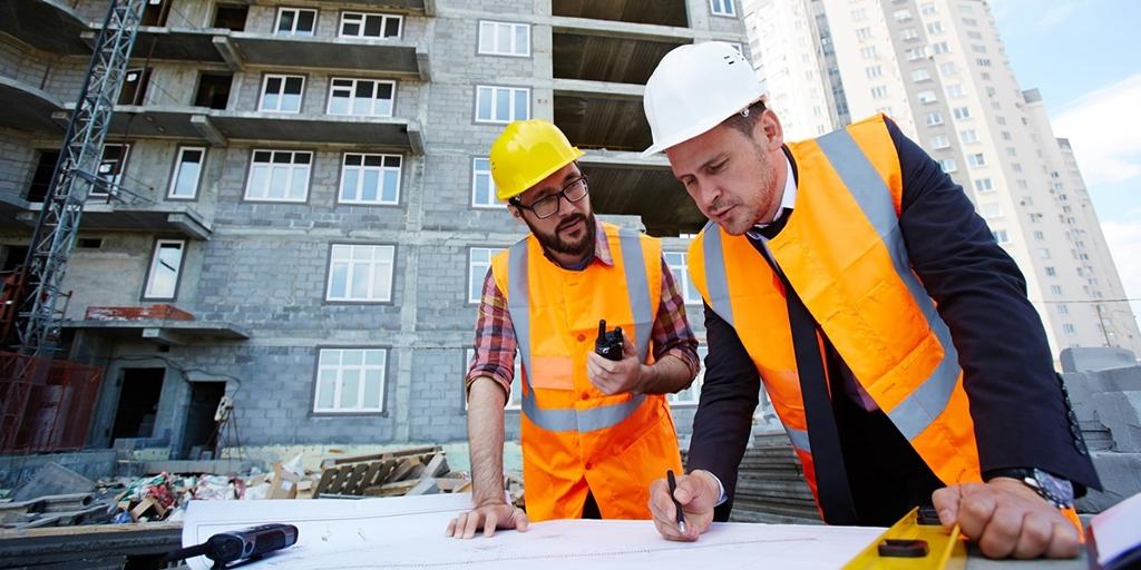Современные строители