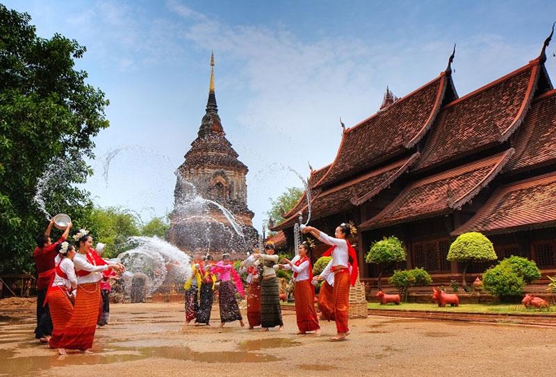 Тайский Новый 2023 год, дата, традиции
