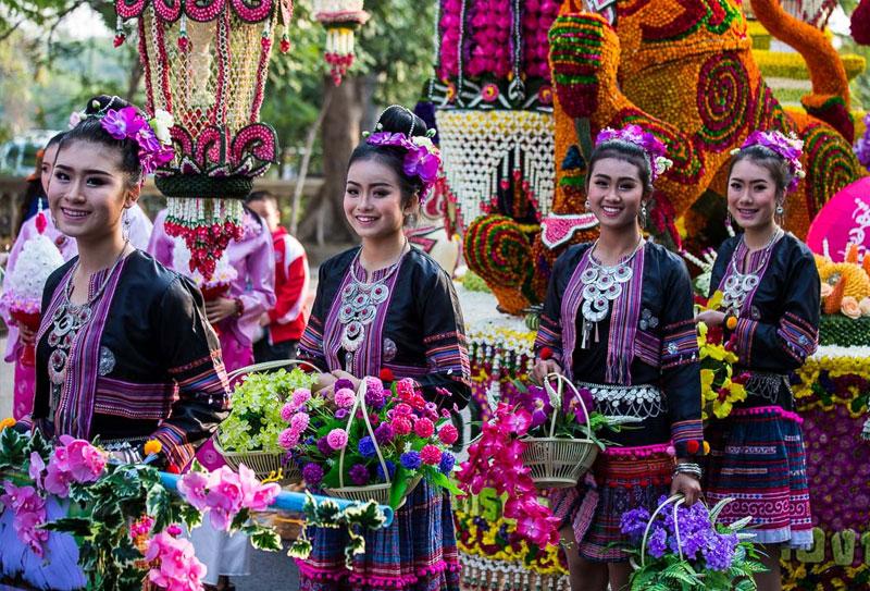 Когда пройдет Тайский Новый Год в 2023 году