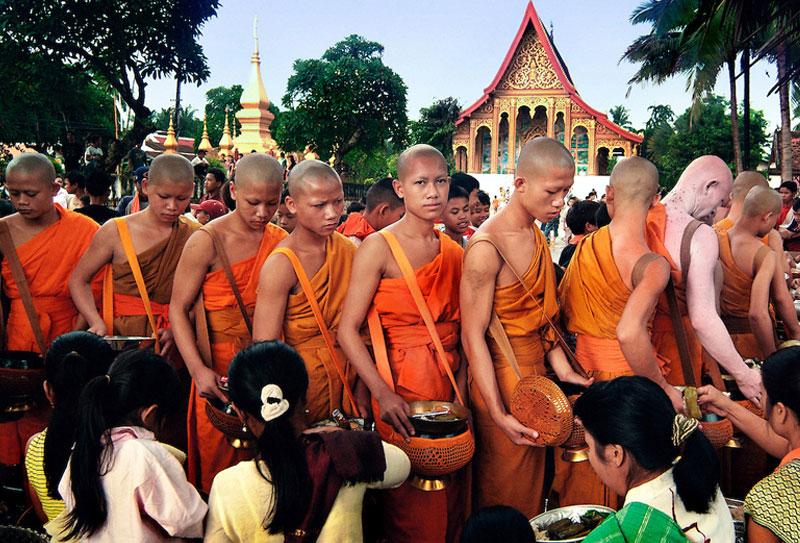 Сонгкран 2023, как празднуют Новый Год в Тайланде